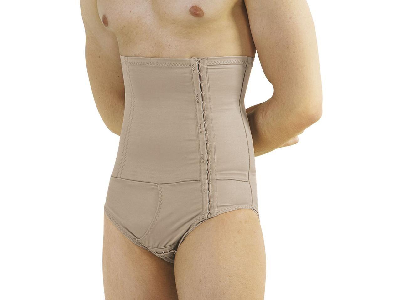 29c56da63 Cinta Modeladora Yoga Masculina sem Pernas